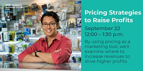 Pricing Strategies to Raise Profits tickets