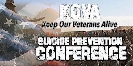 Keep Our Veterans Alive (KOVA) tickets