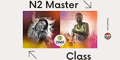 N2 Master Class entradas