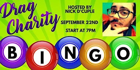 Drag Me To Charity Bingo tickets