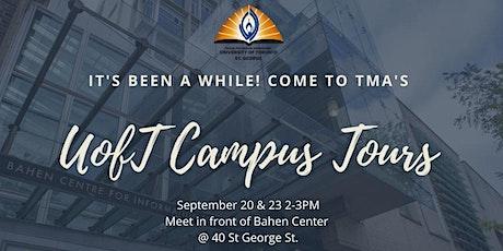 UofT Campus Tours tickets