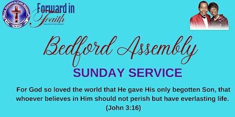 FIF Bedford Assembly Sunday Service 12/09/2021 tickets