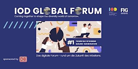 IOD GLOBAL FORUM Tickets