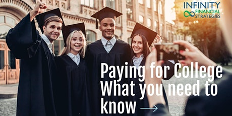 Paying for College - What you need to know tickets