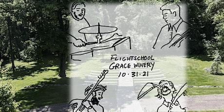 Grace Winery Presents: Flightschool Rocks the 90s tickets