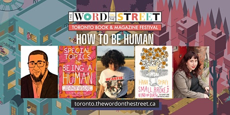 How to Be Human: Illustrated Wisdom for Modern Times tickets