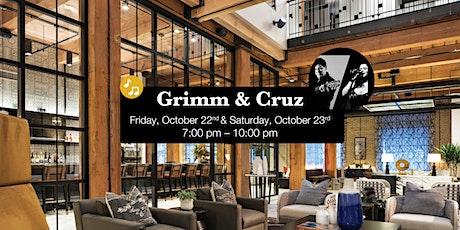 Grimm & Cruz LIVE at Umbra tickets