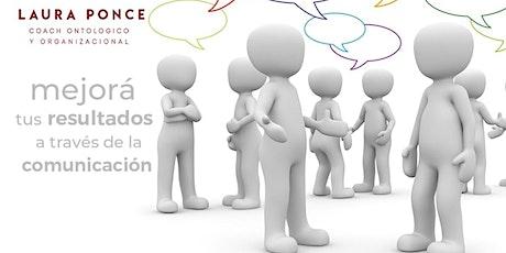 COMUNICARSE- mucho mas que hablar -Coach Ontológico Organizacional LAURA PO entradas