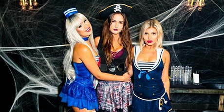 Halloween Haunted Yacht Party NYC tickets