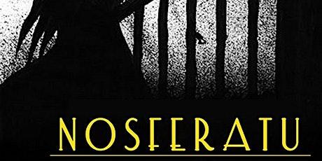 Nosferatu - horror silent movie tickets