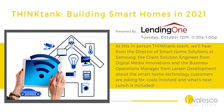 THINKtank: Building Smart Homes in 2021 tickets
