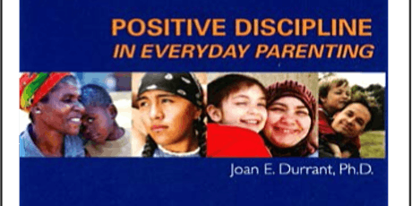 Positive Discipline in Everyday Parenting - Virtual Workshop tickets