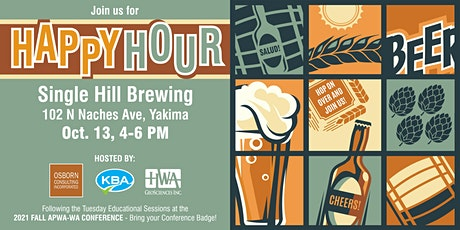 Happy Hour Hosted by HWA, KBA, and Osborn Consulting tickets