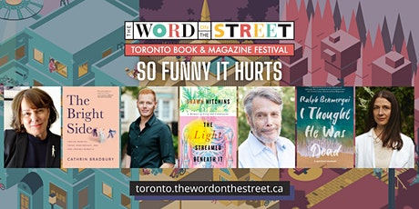 So Funny It Hurts: Memoirs of Grief & Resilience tickets