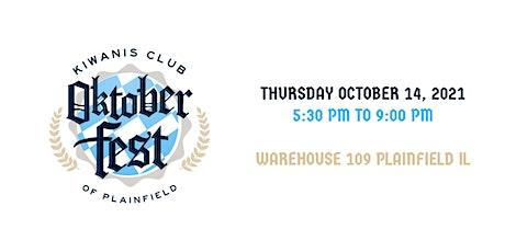 Kiwanis Club of Plainfield IL Oktoberfest tickets