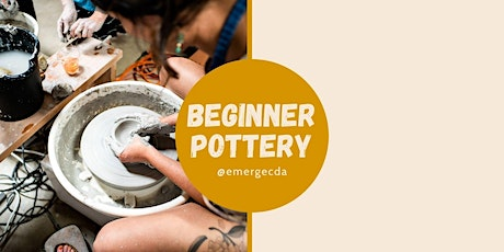 Morning Beginner Pottery with Jackie Goolsbey tickets