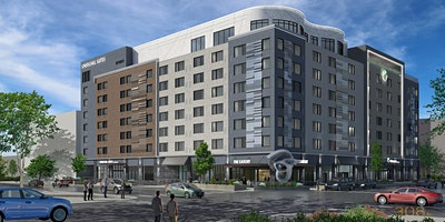 Construction Tour: New Downtown Colorado Springs Hotel