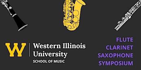 Flute, Clarinet, and Saxophone Symposium tickets