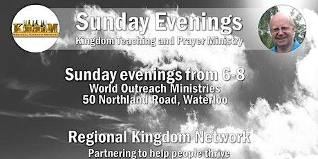 RKN Sunday Night Teaching and Prayer tickets