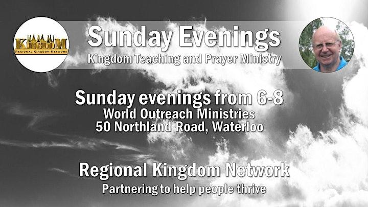 RKN Sunday Night Teaching and Prayer image
