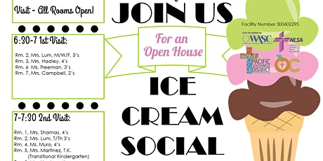 Early Childhood's Open House! tickets