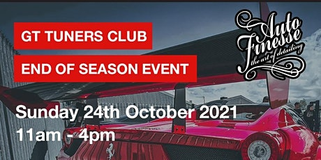 GT Tuners Club - End of Season Event tickets