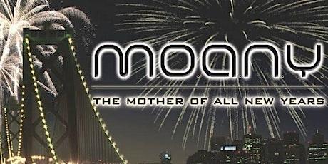MOANY New Year's Eve San Francisco 2022 tickets