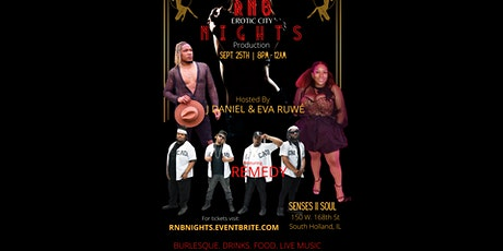 RNB NIGHTS BURLESQUE PRODUCTION tickets