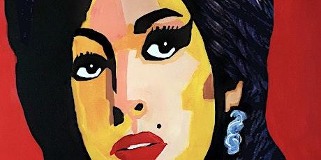 Amy Winehouse Paint Night! Holborn tickets
