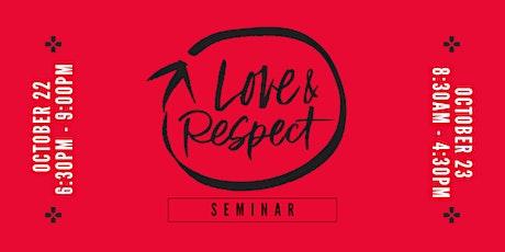 Love & Respect Seminar tickets