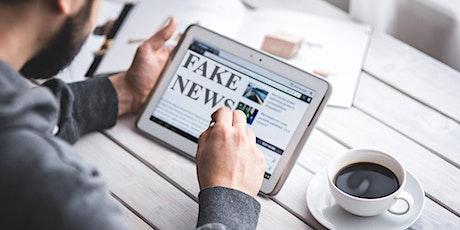 Tegenlicht Meet up Deventer: deep fake news tickets