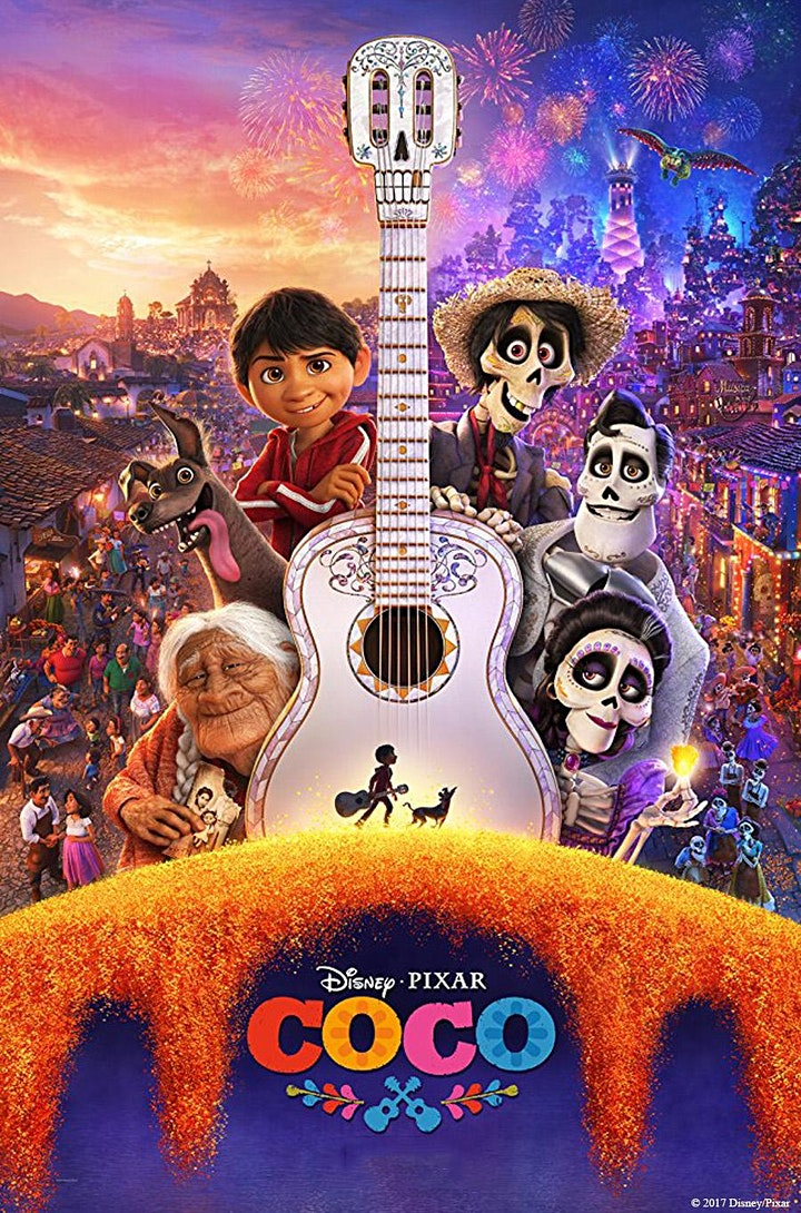 Movie Night at the Garden: Coco image