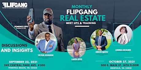 Flip Gang Real Estate Meet Up NORFOLK tickets