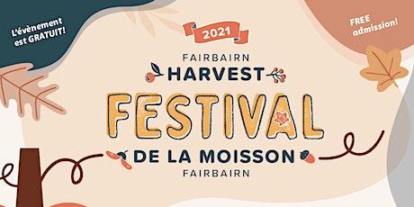 FESTIVAL DE LA MOISSON/FAIRBAIRN HARVEST FESTIVAL tickets