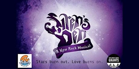 Siren's Den:  A New Rock Musical tickets