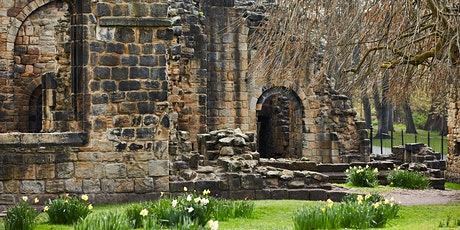 Walking Kirkstall Abbey with Clare Wigzell tickets