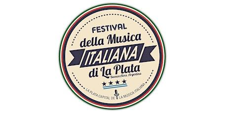 SEMIFINAL FESTIVAL DE LA MUSICA ITALIANA DE LA PLATA,BUENOS AIRES,ARGENTINA entradas