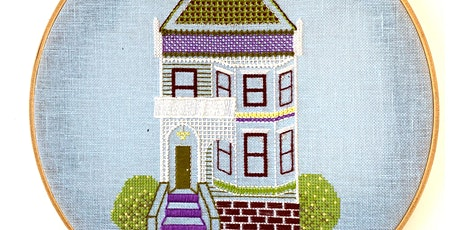Introduction to Embroidery: Contemporary Building tickets