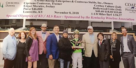 Kentucky Wireless Holiday Event-November 18, 2021-Churchill Downs tickets