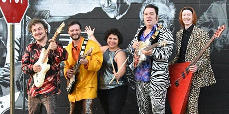 Red Elvises at Neuse River Brewing tickets