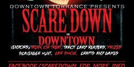 Scare Down 2021 Spooky Scavenger Hunt tickets
