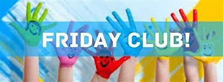 Kids Art Club - Drop Off tickets