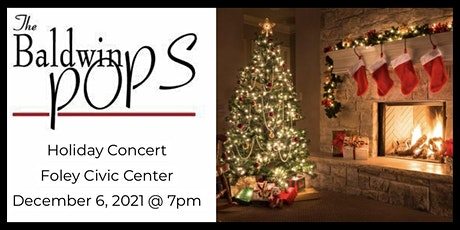 The Baldwin Pops: Foley Holiday Concert tickets