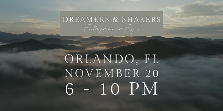 Dreamers & Shakers Entrepreneur Expo image