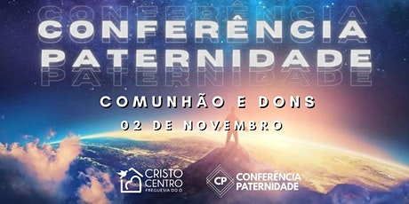 Conferência Paternidade 2021 tickets