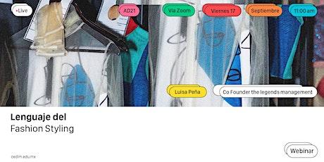 → Lenguaje del Fashion Styling billets