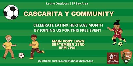 LO SF Bay Area | Cascarita y Community tickets