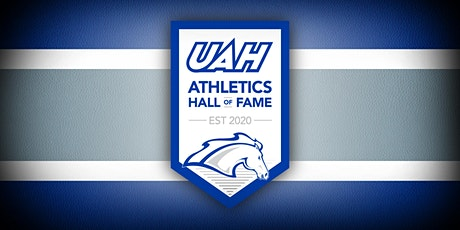 UAH Athletics Hall of Fame 2021 tickets