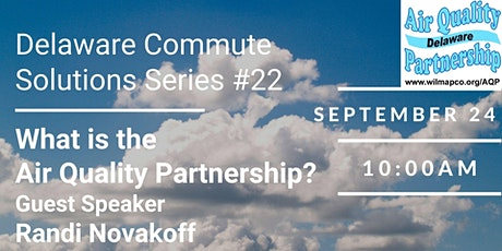 DECS Info Series #22: What is the Air Quality Partnership? tickets