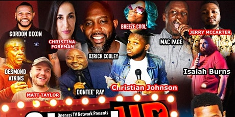 Stand Up Comedy TV ORLANDO FL. Season 2 | Dinner & Show | TV taping tickets